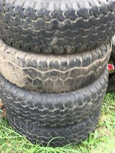 Toyota tyres various for land cruiser Pendle Hill Parramatta Area Preview