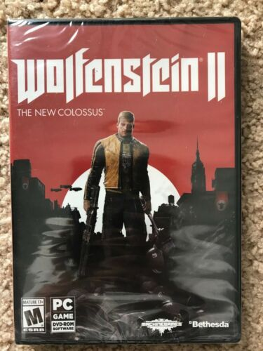 Wolfenstein II: The New Colossus Windows 17243