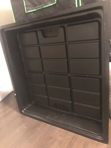 """Flood table tray 3x3"""" NEVER USED"""