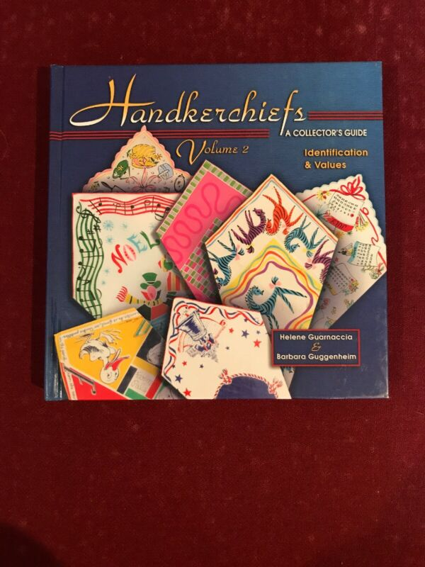 Hankerchiefs Book Volume 2