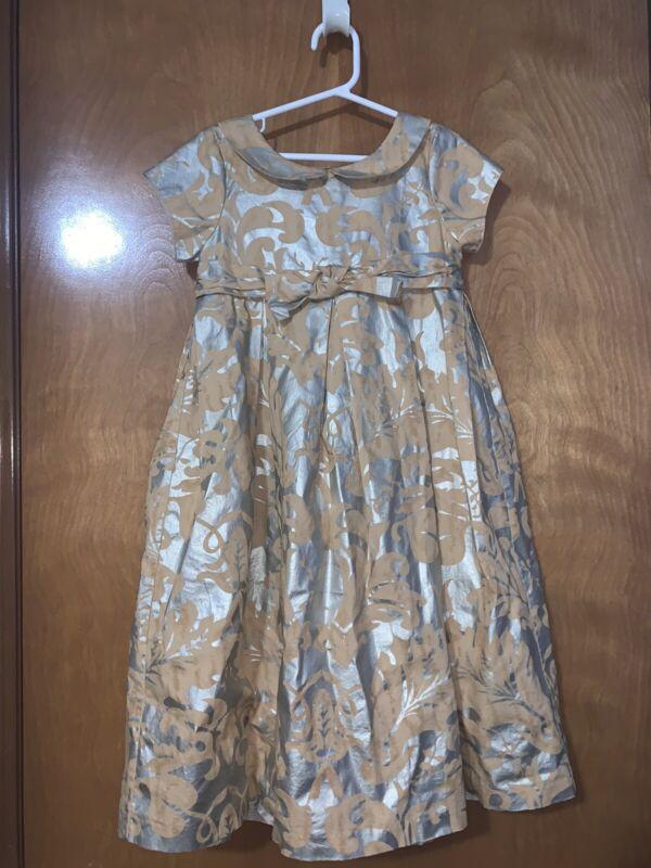 Cherokee Golden Girl Dress 5T