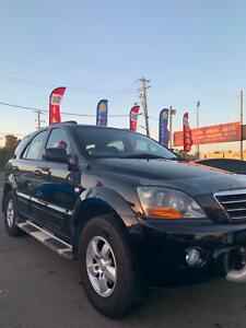 2007 Kia Sorento LX Automatic SUV Coopers Plains Brisbane South West Preview