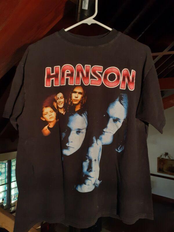 Extremely RARE HANSON Tshirt
