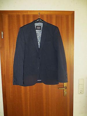 Jungen Herren Anzug für Konfirmation Hochzeit Taufe Fest dunkelblau 188 ,94 , 90