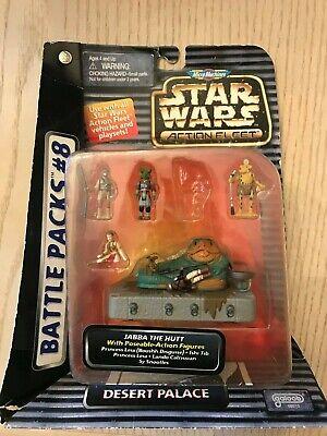 Star Wars Micro Machines - Jabba the Hutt Desert Palace from Return of the Jedi