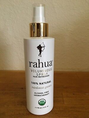 Alcohol Free Natural Spray - Rahua Voluminous Spray, 178mL, Hair Refresher, Alcohol Free, Styling, Natural