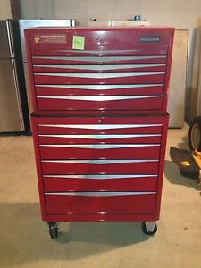 Mastercraft large tool box