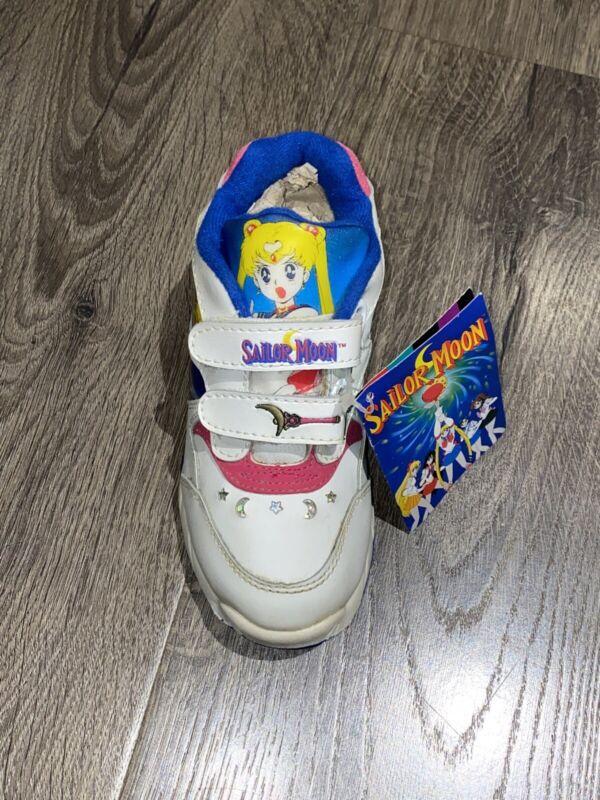 Vintage 1995 Sailor Moon 1 Sneaker Kids 11 Naoko Takeuchi/KodAnsha Anime