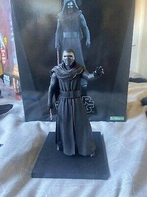 Star Wars 1/10 Scale Art Fx... KOTOBUKIYA Collectible Kylo Ren Figure