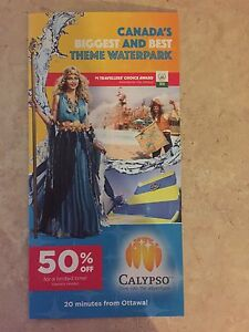 Calypso 50 off mail coupon free