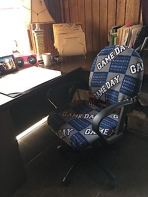 Game Day Office Chair Cover Kansas City Royals