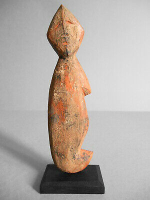 Figure (Britain's Got Talent) Aklama African Tribale Art 18cm Arte