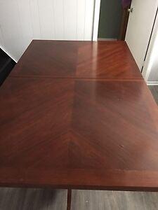 Big dinning room table