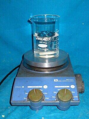 Ika Ret Basic Hot Plate Magnetic Stirrer