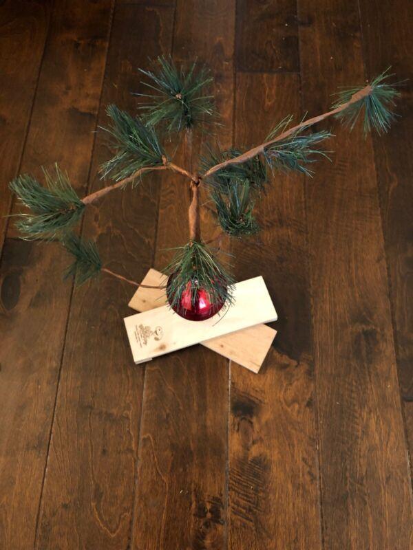 Charlie Brown Christmas Tree Holiday Decor