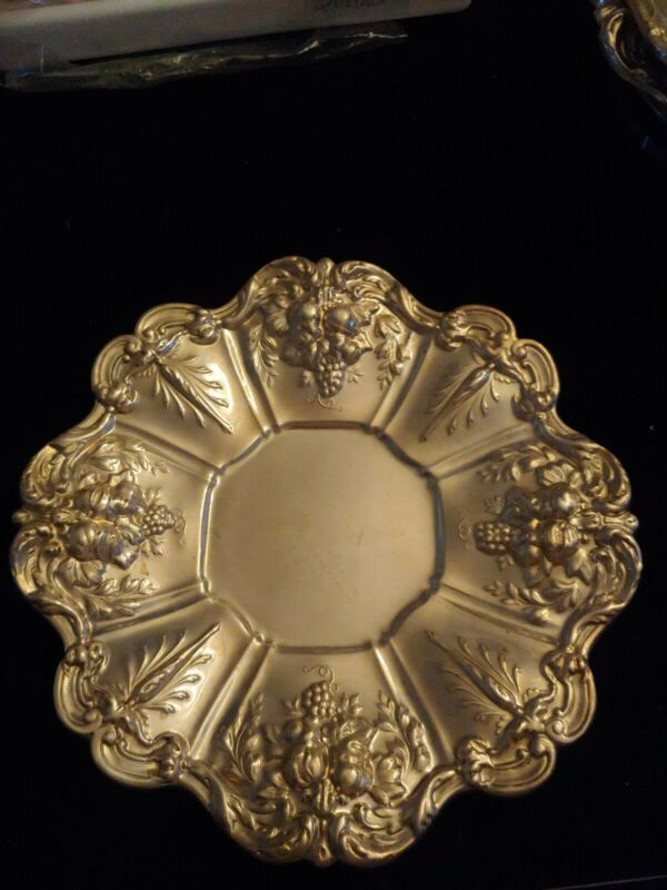 Francis 1 Reed & Barton  Sterling Fruit Tray stamped x565