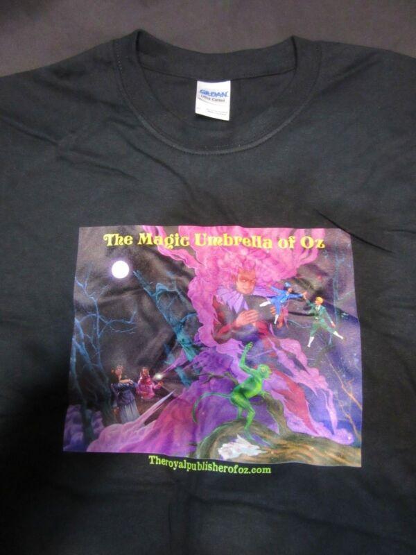 The Magic Umbrella of Oz T-Shirt; Baum, Thompson, Raza;