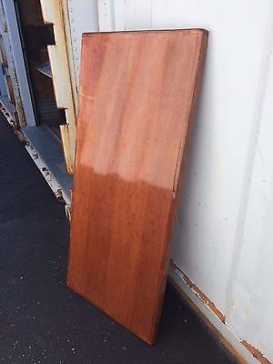 Handmade Birch Wood Veneer Restaurant Table Tops  25 X 55