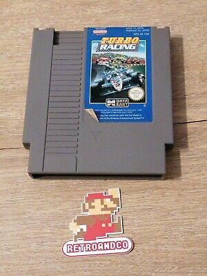 Turbo racing Nintendo NES