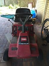 Ride on Mower Petrie Pine Rivers Area Preview