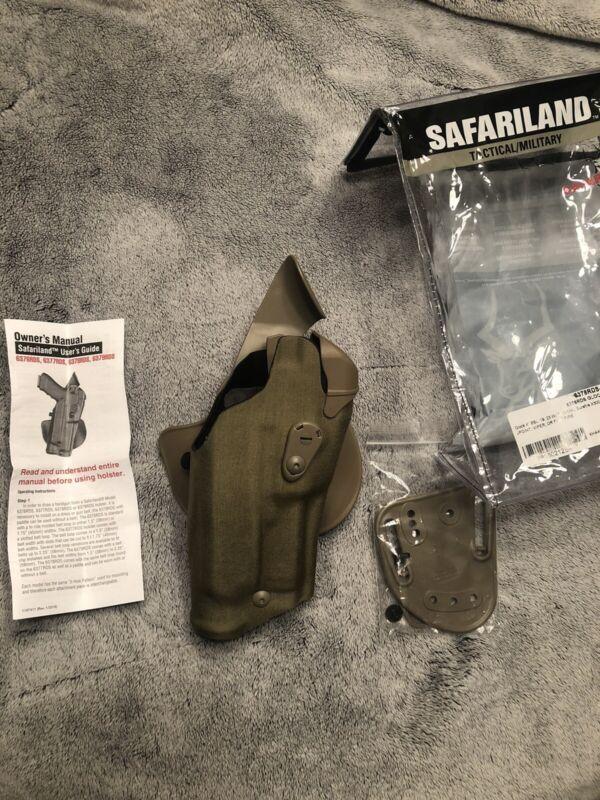 Safariland 6378-2832-751 Right Handed Glock Holster