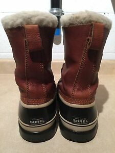 Men's Sorel Caribou Waterproof Winter Boots Size 10 London Ontario image 4