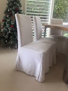 A set of 6 IKEA Dining Chairs Mosman Mosman Area Preview