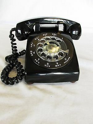 Vintage Northern Electric Model 500 Classic Desk Phone Very Retro #0814B Working