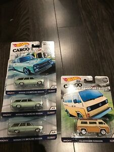 Hot Wheels Car Culture Car Carriers