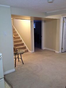 Nicely Located 2 BDRM BSMT SUITE in ALLENDALE
