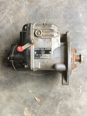 Fairbanks Morse Type Fm Zv4b7 Engine Magneto Fmzv4b7 Tractor 4378462 Ignition