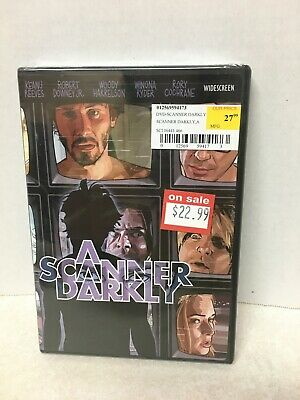 A Scanner Darkly (DVD, 2006) Widescreen
