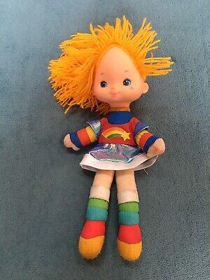Vintage Rainbow Brite Doll Plush 10