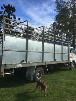 Hino cattle truck East Lismore Lismore Area Preview