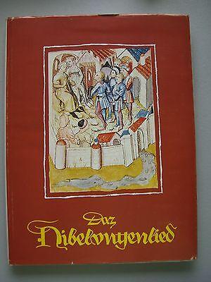 Nibelungenlied in spätmittelalterlichen Illustrationen Hundeshagenschen Kodex