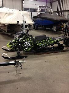 2014 Skidoo Summit X For Sale