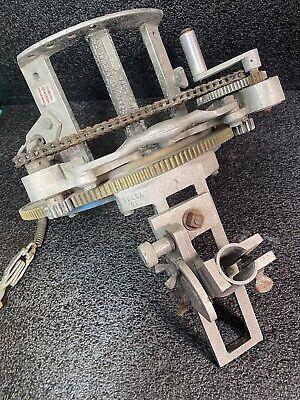 Hm Model 1 Pipe Beveling Machine Saddle Beveler 74899 C8
