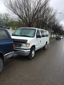 1998 ford truck E350 club wagon