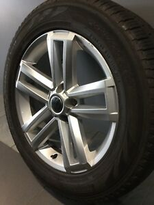 """VW AMAROK ULTIMATE 19"""" GENUINE ALLOY WHEELS AND TYRES Carramar Fairfield Area Preview"""