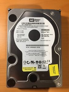WD 500 GB SATA internal hard drive