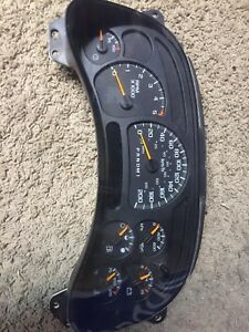 GMC Chevy 2003-2007 cluster
