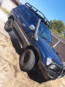 Toyota landcruiser hjz100ser Perth Perth City Area Preview
