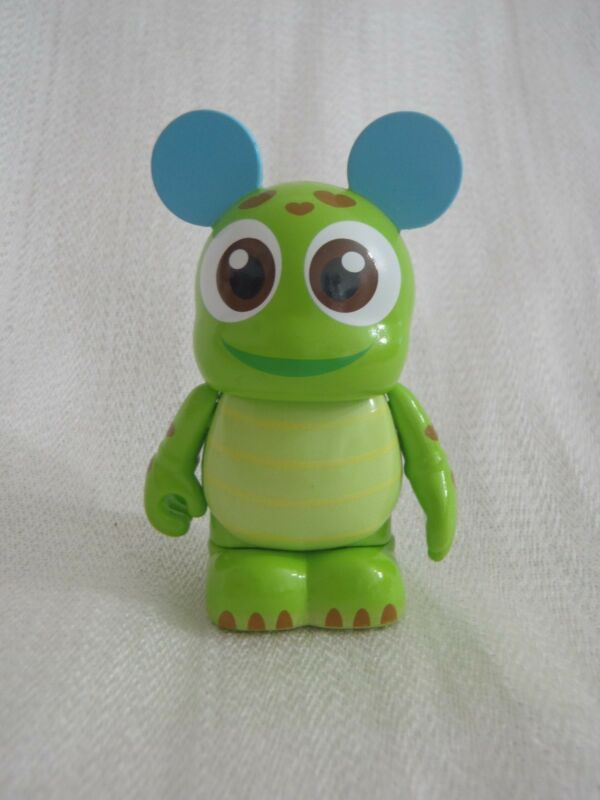 "Disney Vinylmation Cutesters At The Beach GREEN TURTLE 3"" Mickey Figure"