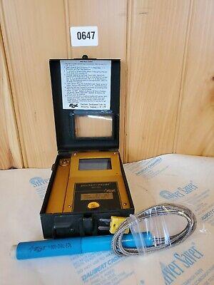 Edl Digital Pocket-probe Thermometer Type K Thermocoupl Range -30-700f 35-375c