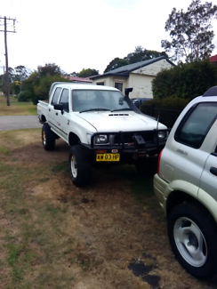 hilux turbo diesel intercooled 2.8