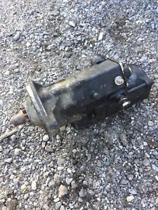USED STARTER OFF A 2006 HINO 268 TRUCK