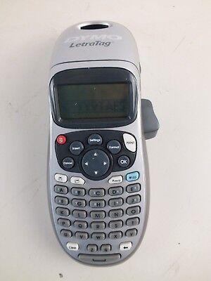 Dymo Letratag Lt-100h Handheld Label Maker For Office Or Home 21455