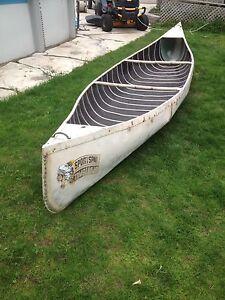 Sports pal canoe