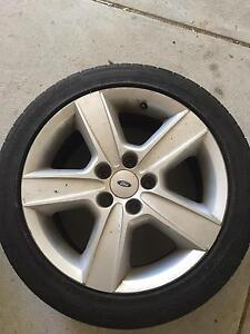 """Ford ba xr6 wheels 17"""" Swan View Swan Area Preview"""