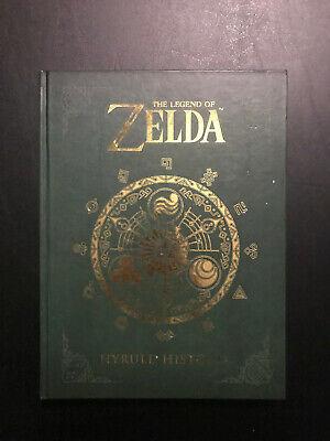 The Legend of Zelda : Hyrule Historia - Hardcover by Dark Horse Nintendo